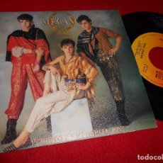 Discos de vinilo: MECANO PERDIDO EN MI HABITACION / VIAJE ESPACIAL 7 SINGLE 1981 CBS MOVIDA POP ANA TORROJA. Lote 166238544