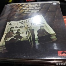 Discos de vinilo: LP ORIG USA 1970 GATEFOLD THE BEATLES FEATURING TONY SHERIDAN VG++/VG//. Lote 166245526
