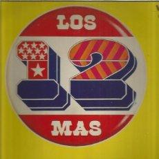 Discos de vinilo: LOS 12 MAS 1973. Lote 166260790