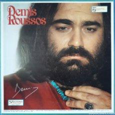 Discos de vinilo: VINILO DEMIS ROUSSOS DEMIS EN BOX 4 LP COMPLETO 1980. Lote 166263977