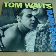 Discos de vinilo: TOM WAITS - RAIN DOGS (LP REEDICIÓN) NUEVO. Lote 221836485