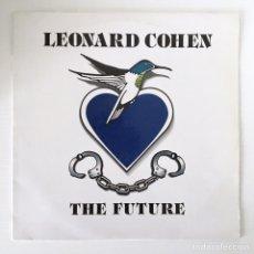 Discos de vinilo: LP - LEONARD COHEN - THE FUTURE. Lote 166274485