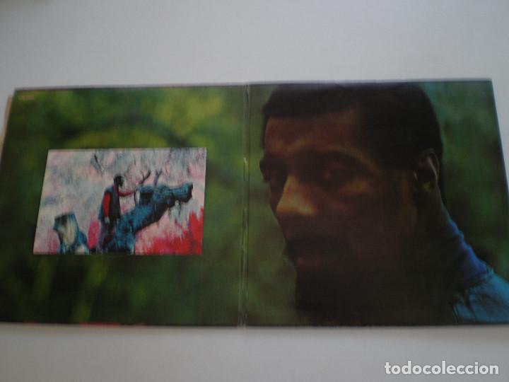Discos de vinilo: RICHIE HAVENS Richie P. Heavens, 1983 - DOBLE LP ORIGINAL USA VERVE 1969 // PSYCH FOLK ROCK - Foto 2 - 166275434