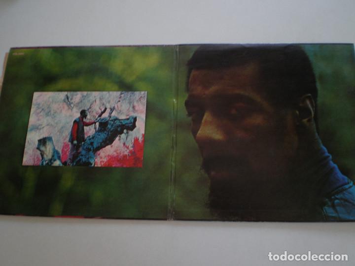 Discos de vinilo: RICHIE HAVENS Richie P. Heavens, 1983 - DOBLE LP ORIGINAL USA VERVE 1969 // PSYCH FOLK ROCK - Foto 3 - 166275434
