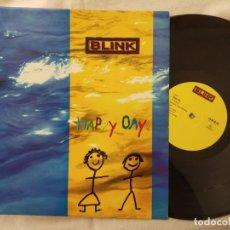 Discos de vinilo: BLINK - HAPPY DAY. Lote 166298814