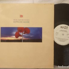 Discos de vinilo: DEPECHE MODE - MUSIC FOR THE MASSES. Lote 166309690