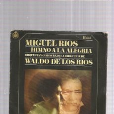 Discos de vinilo: MIGUEL RIOS. Lote 166311114