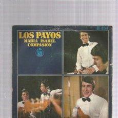 Discos de vinilo: PAYOS. Lote 166313646