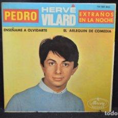 Discos de vinilo: HERVE VILARD - PEDRO + 3 - EP. Lote 166315738