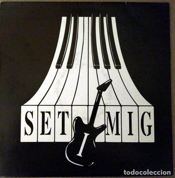 SET I MIG: EN DISSABTE / POBLE EN ESTIU - SWINGMEDIA REF.SW.002-L - 1992 ROCK CATALA MALLORCA (Música - Discos - Singles Vinilo - Grupos Españoles de los 90 a la actualidad)