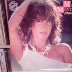 Discos de vinilo: MARIA MENDIOLA - (COMPONENTE BACCARA) STUPID CUPID / THE TIME OF YOUR LIFE - MAXI MOVIEPLAY 1983. Lote 166325154