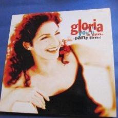 Discos de vinilo: GLORIA ESTEFAN- MAXI-SINGLE VINILO- TITULO YOU'LL BE MINE- PARTY TIME- 5 TEMAS- DEL 96- NUEVO. Lote 166325702