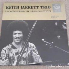 Discos de vinilo: KEITH JARRETT LIVE AT GRAN STUDIO 104 IN PARIS CHARLIE HADEN PAUL MOTION 2 LP. Lote 166348410