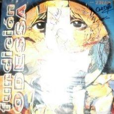 Discos de vinilo: FUNDICION ODESSA - ... TRES LP FIRMADO POR EL GRUPO + INSRT 1993 . Lote 166394470
