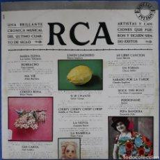 Discos de vinilo: VINILO RCA DOBLE LP VARIOS. Lote 166395201