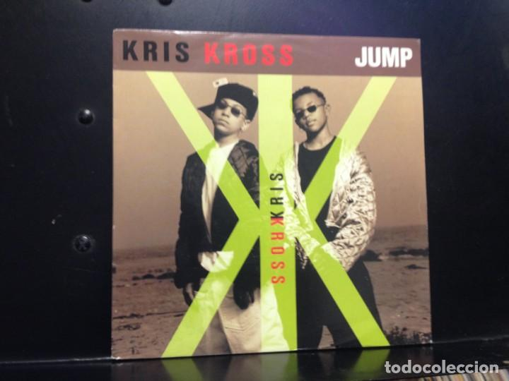KRIS KROSS - JUMP / SINGLE 7' VINILO HOLLAND (Música - Discos - Singles Vinilo - Rap / Hip Hop)