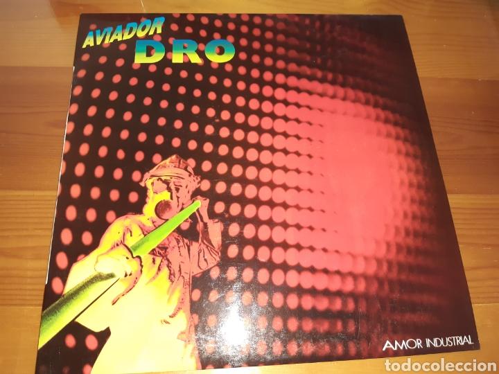 DISCO VINILO MAXI AVIADOR DRO (Música - Discos de Vinilo - Maxi Singles - Grupos Españoles de los 70 y 80)