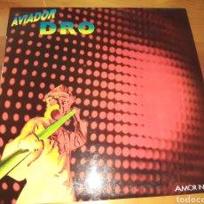 Discos de vinilo: DISCO VINILO MAXI AVIADOR DRO. Lote 166422882