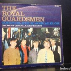 Discos de vinilo: THE ROYAL GUARDSMEN / SINGLE 7' VINILO SPAIN. Lote 166424598