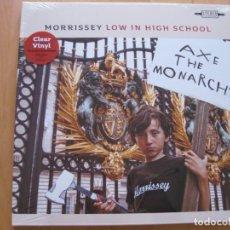 Discos de vinilo: MORRISSEY: LOW IN HIGH SCHOOL / THE SMITHS, THE CURE, DAVID BOWIE, OASIS, BLUR, ELVIS COSTELLO. Lote 187417566