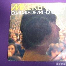 Discos de vinilo: MIKE KENNEDY SG BASF 1974 OLVÍDATE DE MÍ / DÍ QUE SÍ - LOS BRAVOS - POP ROCK 70'S. Lote 166428274