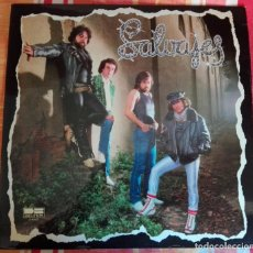 Disques de vinyle: SALVAJES - SALVAJES LP CAT. Nº: 2-47.127. Lote 166430194
