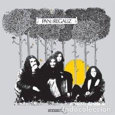 Discos de vinilo: PAN & REGALIZ - PAN & REGALIZ - 2018 VINILISSSIMO RECORDS GATEFOLD SLEEVE REISSUE. Lote 166433470