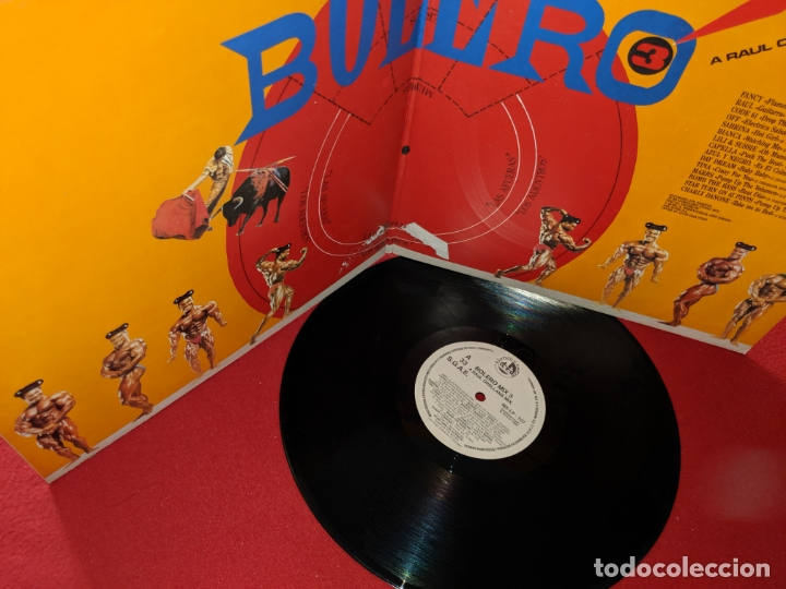 Discos de vinilo: BOLERO MIX 3 LP 1988 BLANCO Y NEGRO GATEFOLD SPAIN ESPAÑA RECOPILATORIO FANCY+RAUL+CODE 61+ETC - Foto 2 - 166448938