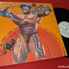 Discos de vinilo: BOLERO MIX 3 LP 1988 BLANCO Y NEGRO GATEFOLD SPAIN ESPAÑA RECOPILATORIO FANCY+RAUL+CODE 61+ETC. Lote 166448938