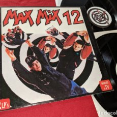 Discos de vinilo: MAX MIX 12 2LP 1992 MAX MUSIC GATEFOLD SPAIN ESPAÑA RECOPILATORIO ELASTIC BAND+LEAVIS KING+ETC. Lote 166449126