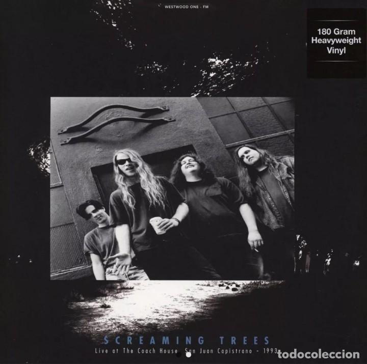 SCREAMING TREES * LP HEAVYWEIGHT 180G* LIVE AT THE COACH HOUSE SAN JUAN CAPISTRANO 1993 PRECINTADO (Música - Discos - LP Vinilo - Heavy - Metal)