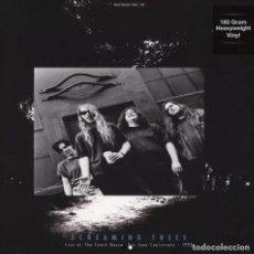 Discos de vinilo: SCREAMING TREES * LP HEAVYWEIGHT 180G* LIVE AT THE COACH HOUSE SAN JUAN CAPISTRANO 1993 PRECINTADO. Lote 166454170