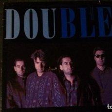Discos de vinilo: LP-DOUBLE BLUE-PERFECTO ESTADO. Lote 166454514