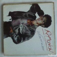 Discos de vinilo: RAMONCIN LA VIDA EN EL FILO . Lote 166461278