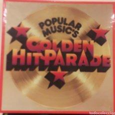 Discos de vinilo: ESTUCHE VINILOS POPULAR MUSICS CAJA RECOPILACION. Lote 166462798