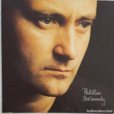 Discos de vinilo: PHIL COLLINS...BUT SERIOUSLY. CON LAS LETRAS DE LAS CANCIONES. Lote 166466126