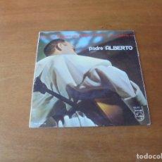 Discos de vinilo: EP (4 TEMAS) PADRE ALBERTO. RECITAL DE LAS SIETE PALABRAS Y OTROS TRES TEMAS. 1967. Lote 166467518