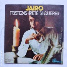 Disques de vinyle: JAIRO - TRISTEZAS. Lote 223523990