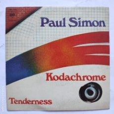 Disques de vinyle: PAUL SIMON - KODACHROME. Lote 166470574