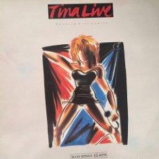 Discos de vinilo: TINA TURNER. NETBUSH CITY LIMITS.. Lote 166475966