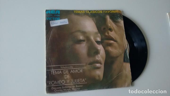 SINGLE (VINILO)-PROMOCION- DE ORQUESTA SINFONICA DE BOSTON AÑOS 70 (Música - Discos - Singles Vinilo - Clásica, Ópera, Zarzuela y Marchas)
