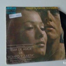 Discos de vinilo: SINGLE (VINILO)-PROMOCION- DE ORQUESTA SINFONICA DE BOSTON AÑOS 70. Lote 166476550