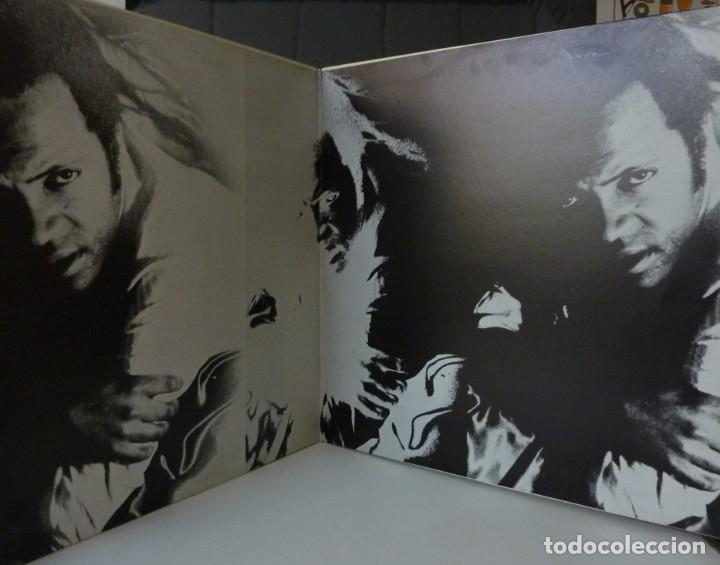 Discos de vinilo: BASILIO // DEMASIADO AMOR // 1977 // PORTADA DOBLE // (VG G). LP. ENCARTE - Foto 3 - 166490058