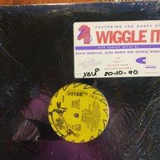 Discos de vinilo: BJS.DISCO DE VINILO.LP.WIGGLE IT.STEREO.. Lote 184105841