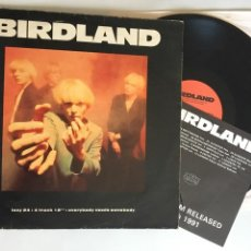 Discos de vinilo: DISCO MAXI SINGLE VINILO 12'' BIRDLAND ‎– EVERYBODY NEEDS SOMEBODY 1991. Lote 166493950