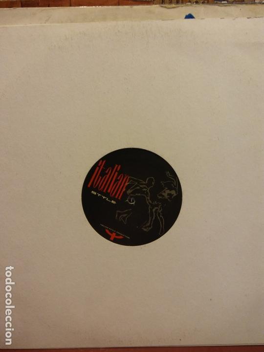 BJS.DISCO DE VINILO.LP.ITALIAN STYLE. (Música - Discos - LP Vinilo - Otros estilos)