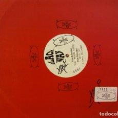 Discos de vinilo: BJS.DISCO DE VINILO.LP.BLACK WAX.. Lote 184106026