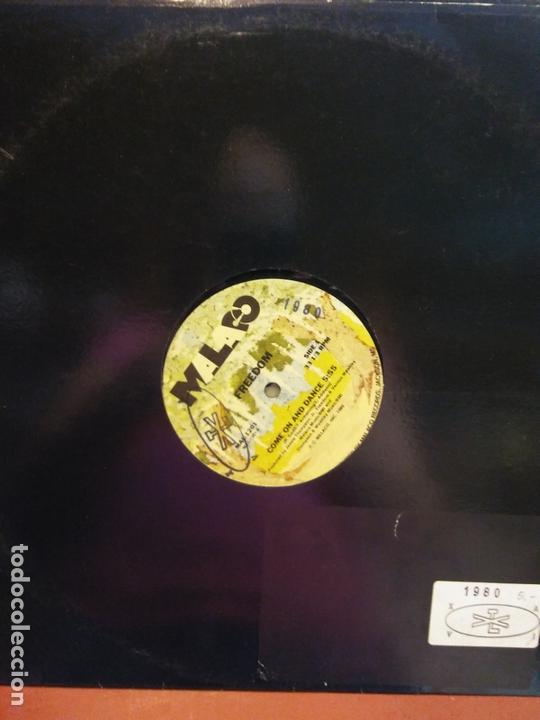 BJS.DISCO DE VINILO.LP.MALACO.FREEDOM. (Música - Discos - LP Vinilo - Otros estilos)