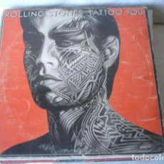 Discos de vinilo: THE ROLLING STONES TATTOO YOU . Lote 166497462