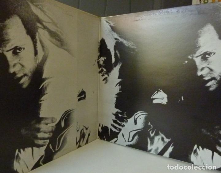Discos de vinilo: BASILIO // DEMASIADO AMOR // 1977 // PORTADA DOBLE // (VG VG). LP ENCARTE - Foto 3 - 166501194